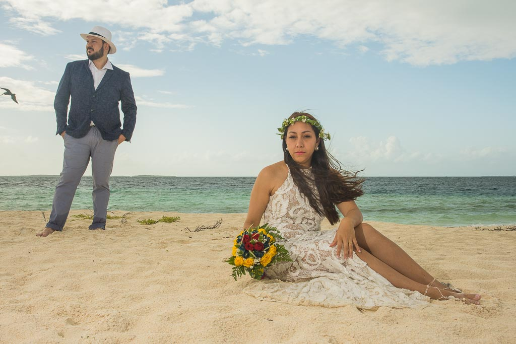 TRASH-THE-DRESS-Los-Roques-Wedding,-fotografia-boda-los-roques